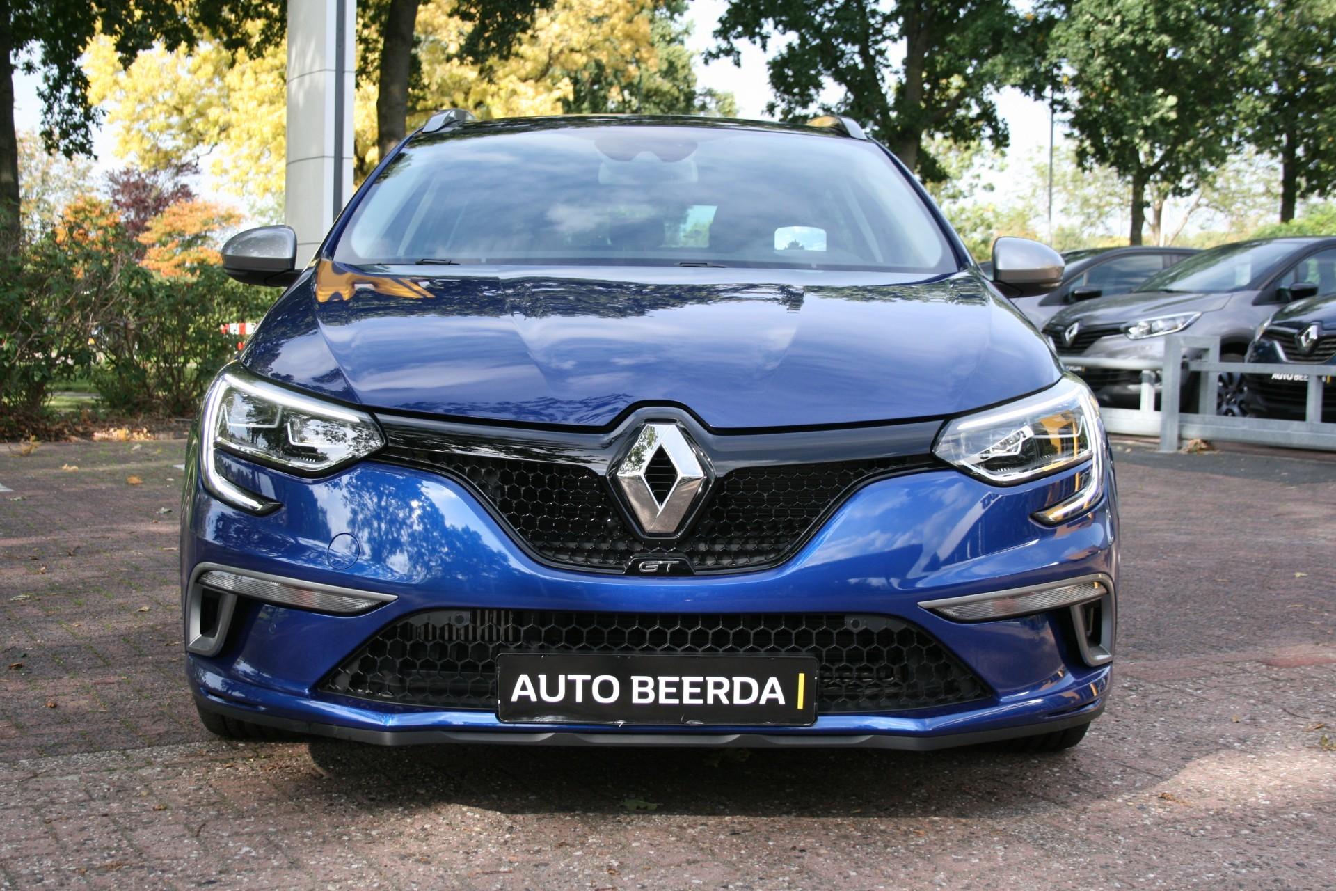 Renault Mégane foto 1